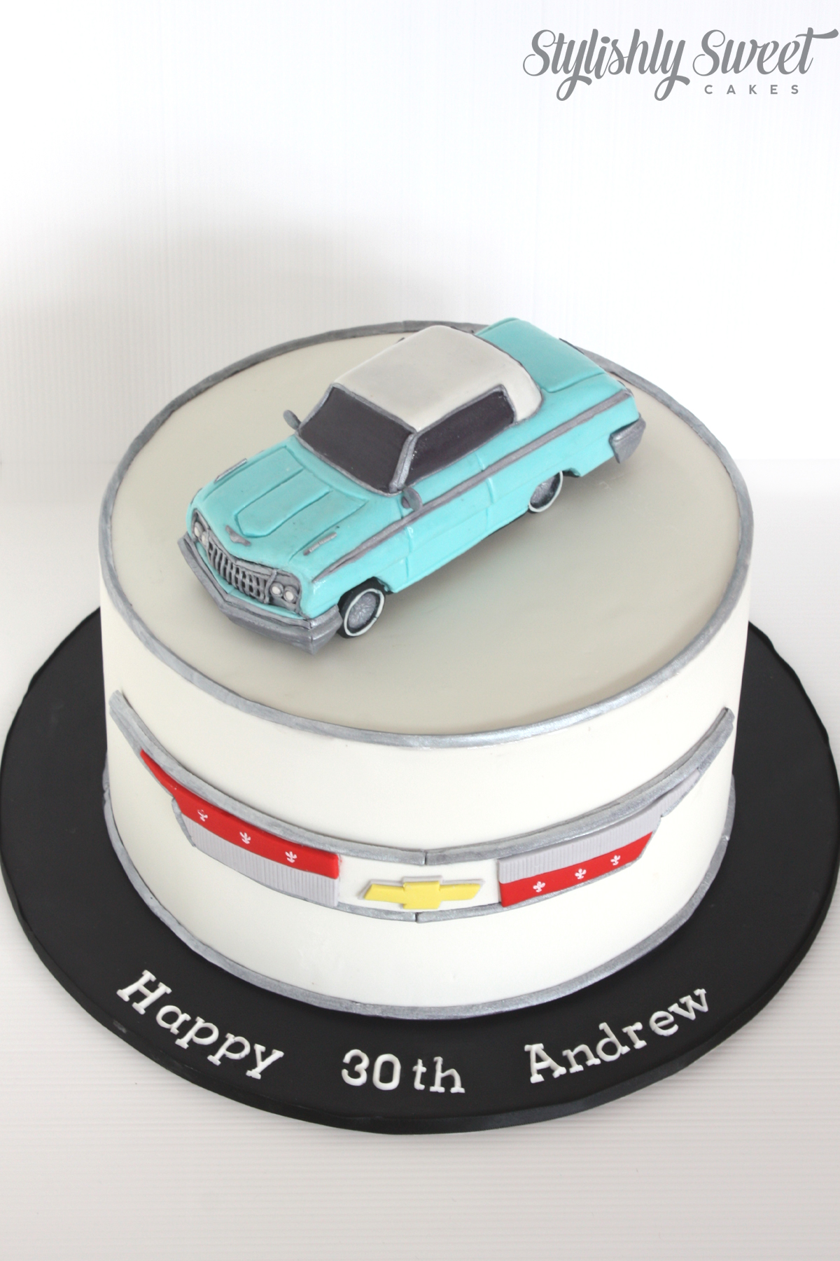 Chevy_car_cake