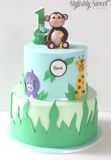 JUngle_baby_boy_cake_03