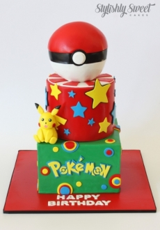 POKEMON CAKE 1
