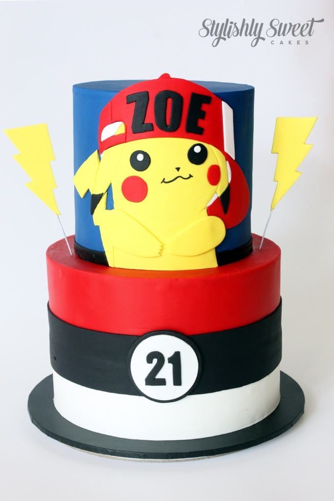 Where Can I Order A Pokemon Birthday Cake